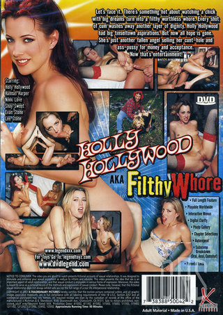 back - Aka Filthy Holly Hollywood