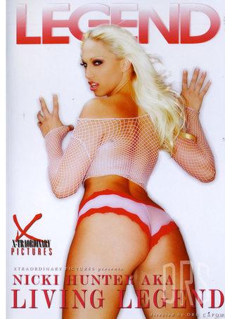 Large Photo of Aka Living Legend Nikki Hunter
