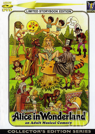 Large Photo of Alice In Wonderland