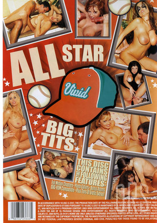 back - All Star Big Tits