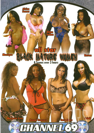Large Photo of All Star Black Mature Women