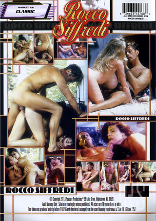 back - All Star Celebrity Xxx Rocco Siffred