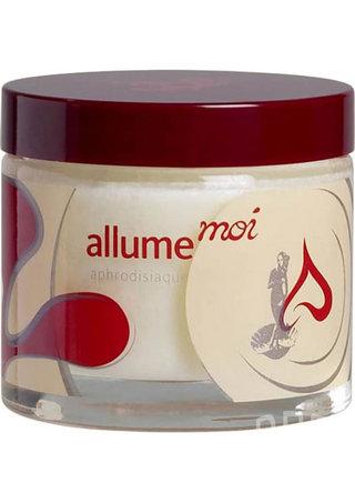 Large Photo of Allume Moi Massage Candle