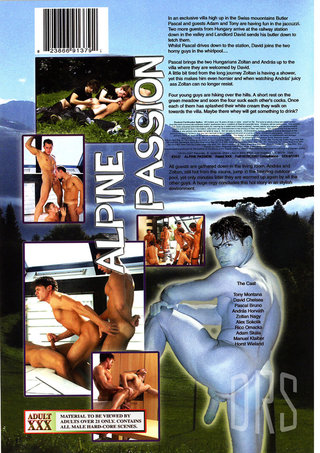 back - Alpine Passion