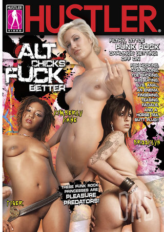 Large Photo of Alt Chicks Fuck Better