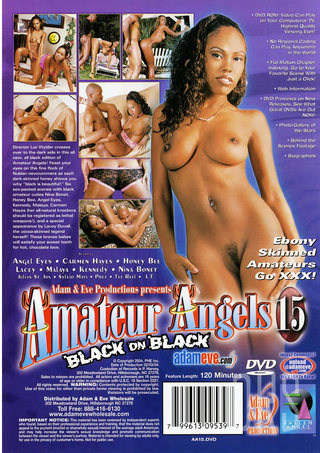 back - Amateur Angels 15