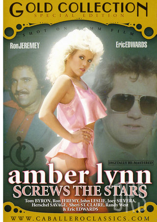 Large Photo of Amber Lynn Screws The Stars