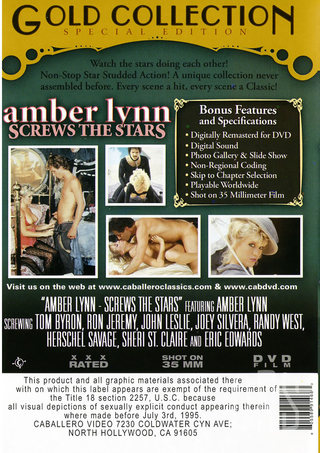 back - Amber Lynn Screws The Stars