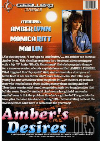 back - Ambers Desires