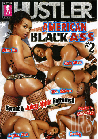 Large Photo of American Black Ass 2