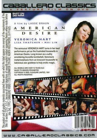 back - American Desire