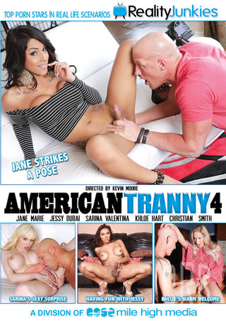Large Photo of American Tranny 4