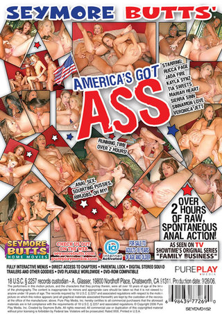 back - Americas Got Ass
