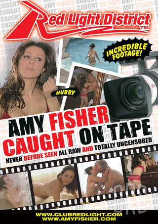 Large Photo of Amy Fisher Caught On Tape