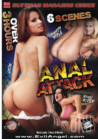 Large Photo of Anal Attack