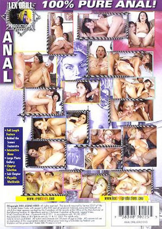 back - Anal Driller 2