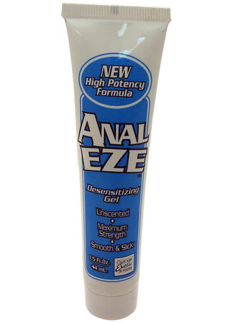 Large Photo of Anal Eze Desensitizing Gel