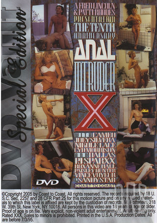 back - Anal Intruder 10