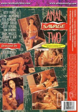 back - Anal Savage 2