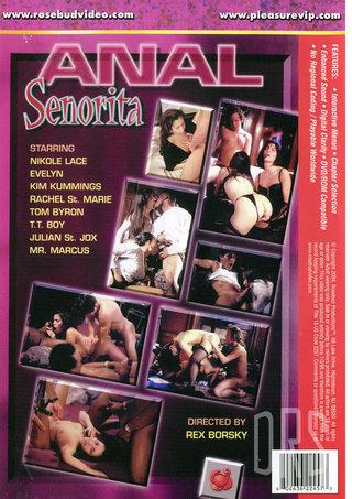 back - Anal Senorita 1