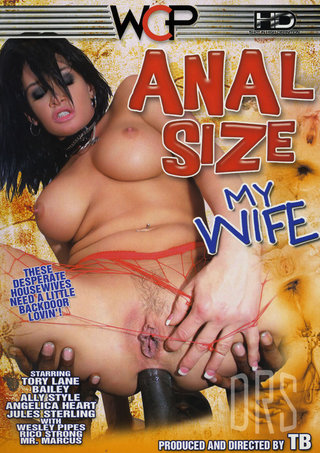 Large Photo of Anal Size My Wife
