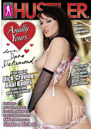 Large Photo of Anally Yours Love Dana Dearmond