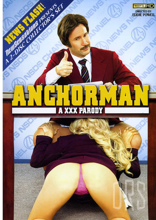 Large Photo of Anchorman A XXX Parody
