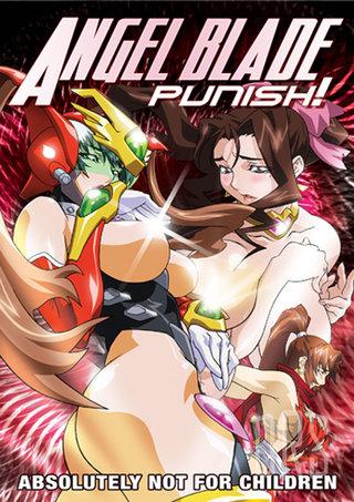Large Photo of Angel Blade Punish 1