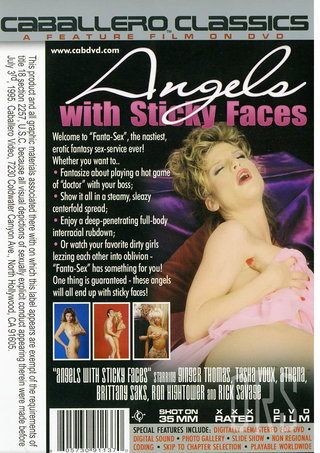 back - Angels With Sticky Faces
