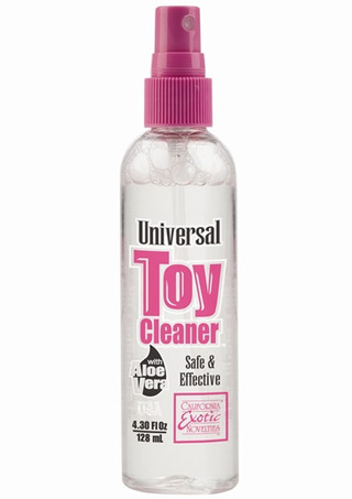 Large Photo of Anti Bacterial Toy Cleaner with Aloe