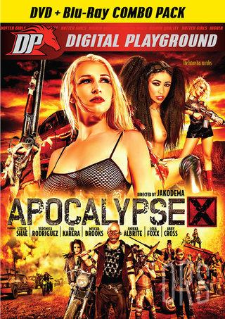 Large Photo of Apocalypse X Blu-Ray