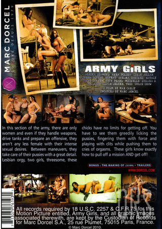 back - Army Girls