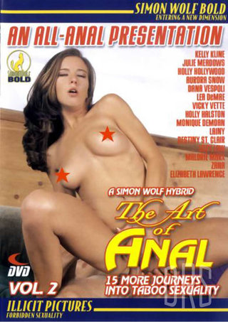 Large Photo of Art Of Anal 2