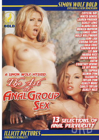 Large Photo of Art Of Anal Group Sex