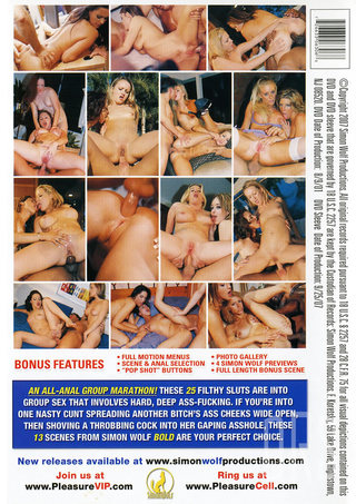 back - Art Of Anal Group Sex