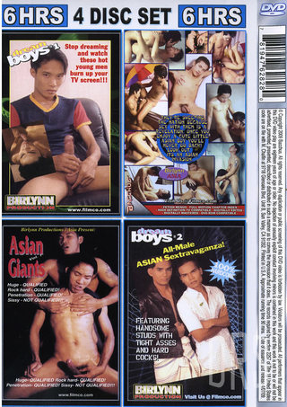 back - Asian 4 Pack Vol 3