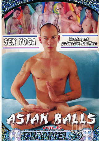 Large Photo of Asian Balls 6 Sex Yoga