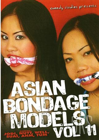 Large Photo of Asian Bondage Models 11