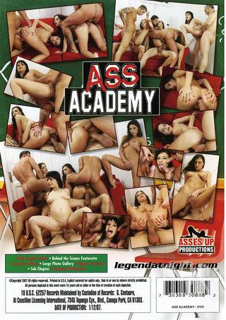 back - Ass Academy 1