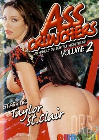 Large Photo of Ass Crunchers 2  Taylor St Claire