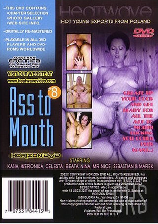 back - Ass To Mouth 8