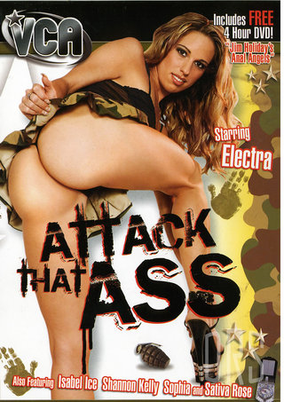 Large Photo of Attack That Ass