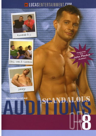 Large Photo of Auditions 8  Scandalous