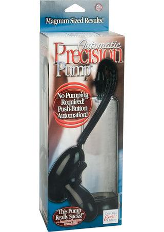 back - Automatic Precision Penis Pump