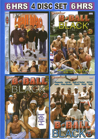 Large Photo of B Ball Black 1  4 Pack