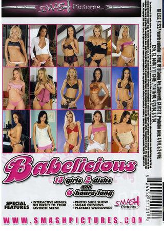 back - Babelicious 2 Disk