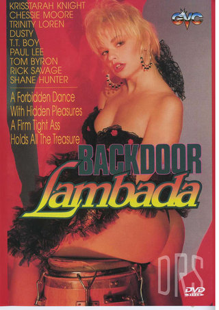 Large Photo of Back Door Lambada