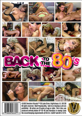 back - Back To The 80s