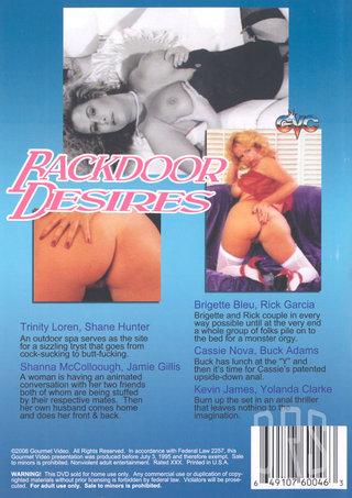 back - Backdoor Desires Trinity Loren