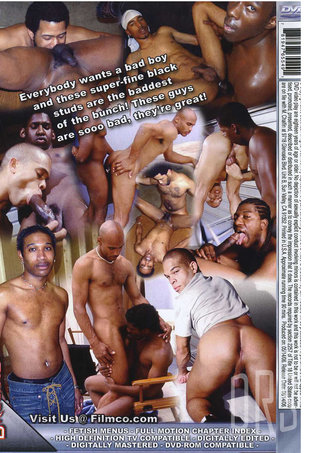 back - Bad Ass Black Men 2